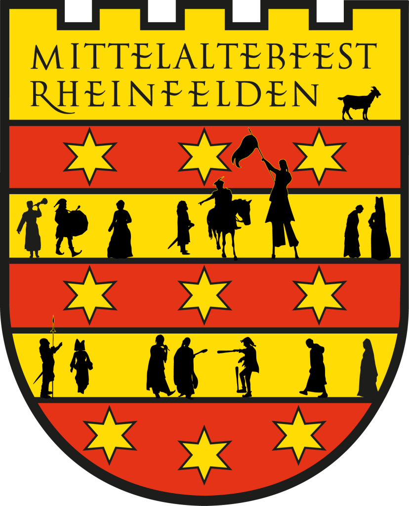 Definitives Logo Mittelalterfest Rheinfelden