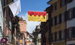Banner Mittelalterfest Rheinfelden